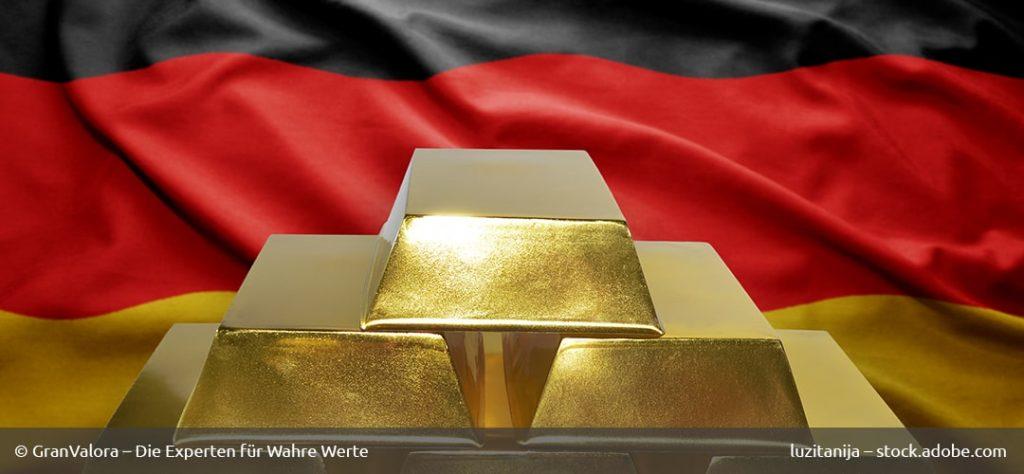 Deutsches Gold wieder daheim