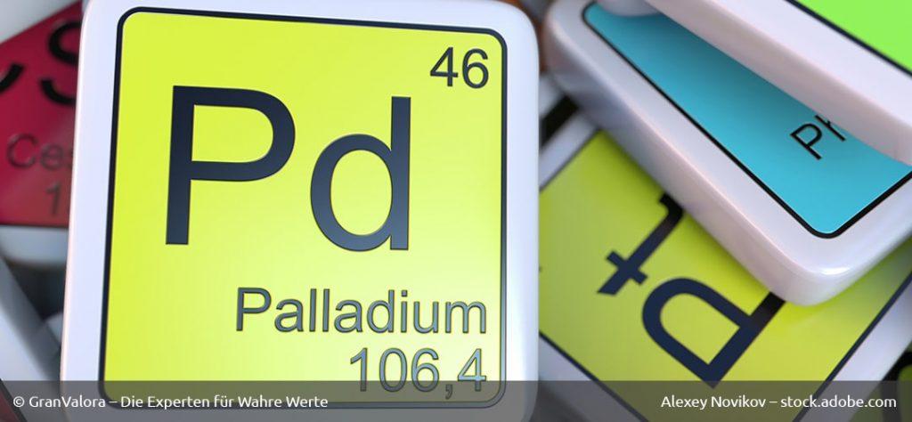 Palladium Platin