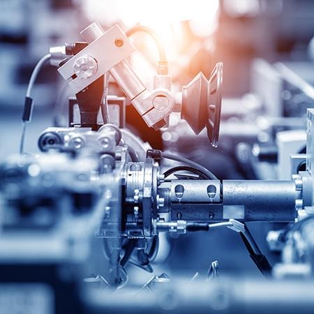 Technologiemetalle Roboter